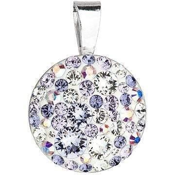 EVOLUTION GROUP 34226.5 bermuda přívěsek dekorovaný krystaly Swarovski® (925/1000, 0,7 g)