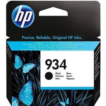 HP C2P19AE č. 934 černá