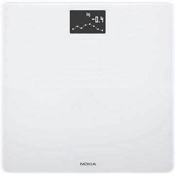 Withings Body BMI Wi-Fi scale white