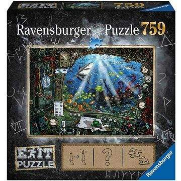 Ravensburger 199532 Exit Puzzle: Ponorka
