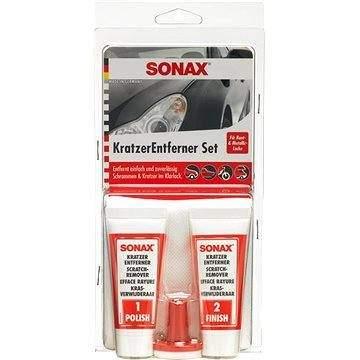 SONAX Sada na odstraňování rýh z laku, 2x25ml