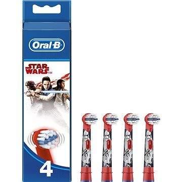 ORAL B Oral-B Kids StarWars náhradní hlavice 4ks