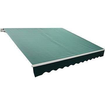 ROJAPLAST Markýza 3.95 x 2.5 m zelená