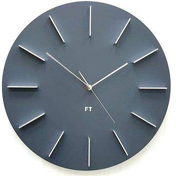 FUTURE TIME FT2010GY Round Gray