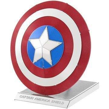 Metal Earth Marvel Captain America Shield