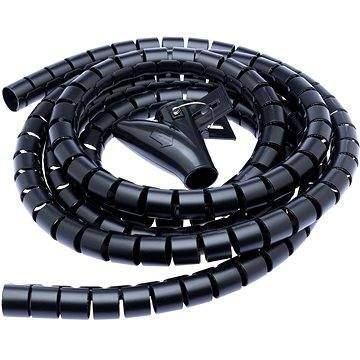 CONNECT IT CableFit WINDER černá 2.5m