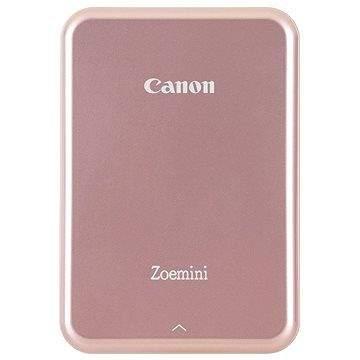 Canon Zoemini PV-123 růžově zlatá