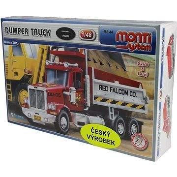 Seva Monti system 44 - Dumper Truck Western star měřítko 1:48
