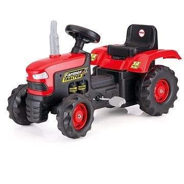 DOLU Velký šlapací traktor