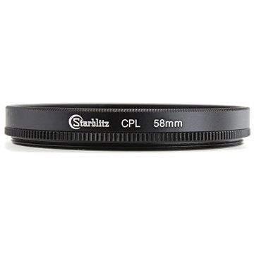 Starblitz cirkulárně polarizační filtr 58mm