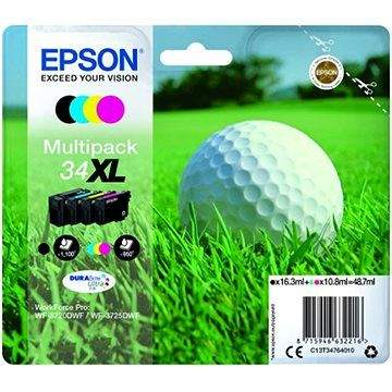 Epson T34XL Multipack