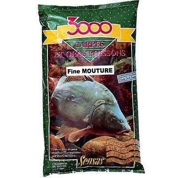 Sensas 3000 Carpes Fine Mouture 1kg