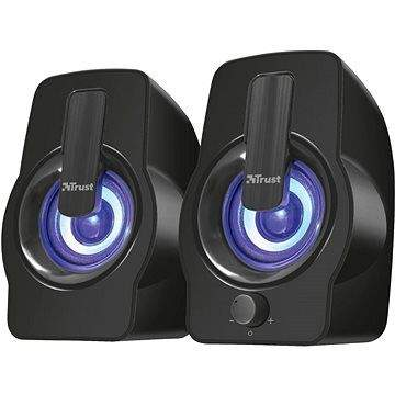 Trust Gemi RGB 2.0 Speaker Set - black