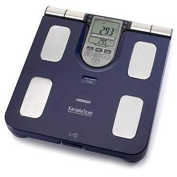 OMRON Monitor skladby lidského těla s lékařskou váhou BF511-B