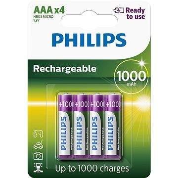 Philips R03B4RTU10 4 ks v balení
