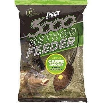 Sensas 3000 Method Feeder Carp Amour 1kg
