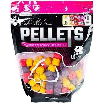 LK Baits Pellets Fruitberry 20mm 1kg