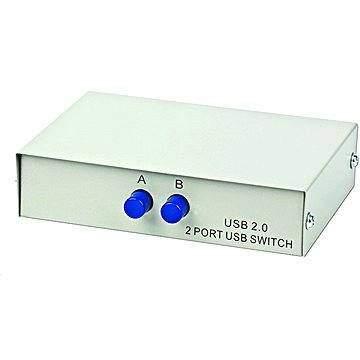 Gembird DATASWITCH 2:1 USB manuální DSU-21