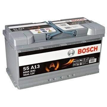 BOSCH S5A 130, 95Ah, 12V, AGM (0 092 S5A 130)