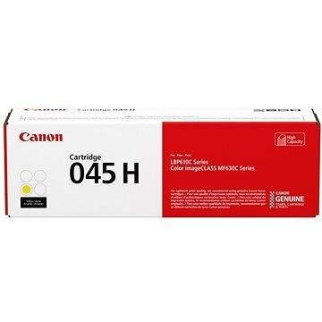 Canon 045(H) žlutý