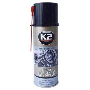 K2 pro K2 Spray na klínové řemeny 400ml
