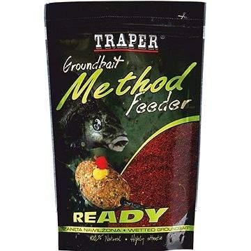 Traper Method Feeder Ready Med 750g