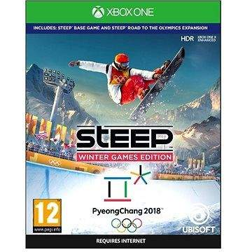 Ubisoft Steep Winter Games Edition - Xbox One