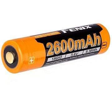 Dobíjecí USB baterie Fenix 18650 2600 mAh (Li-ion)