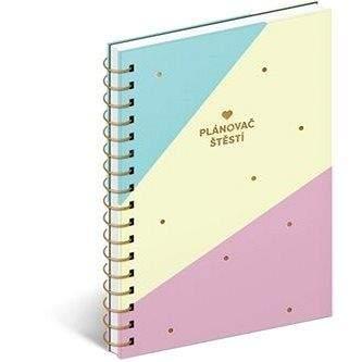 PRESCOGROUP Denní diář Plánovač štěstí v dárkovém balení