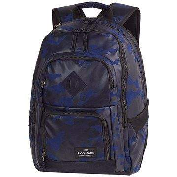 Coolpack Flock Camo Blue