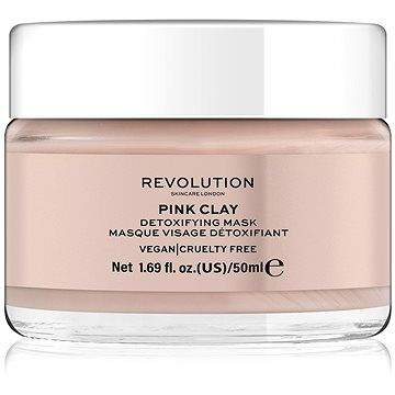Makeup Revolution REVOLUTION SKINCARE Pink Clay Detoxifying 50 ml