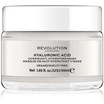 Makeup Revolution REVOLUTION SKINCARE Hyaluronic Acid Overnight Hydrating 50 ml
