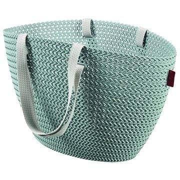 Curver Knit taška Emily šedomodrá