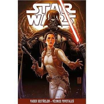 Egmont STAR WARS Vader sestřelen Věznice povstalců