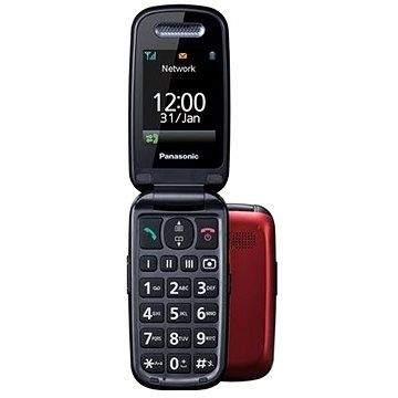 Panasonic KX-TU456EXRE červená
