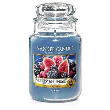 YANKEE CANDLE Classic velký 623 g Mulberry & Fig Delight