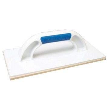 KUBALA Hladítko plastové 280x140 mm bílá plsť