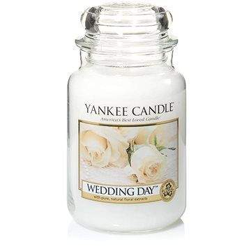 YANKEE CANDLE Classic velký Wedding Day 623 g