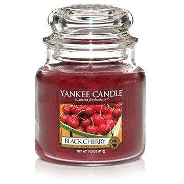 YANKEE CANDLE Classic střední Black Cherry 411 g