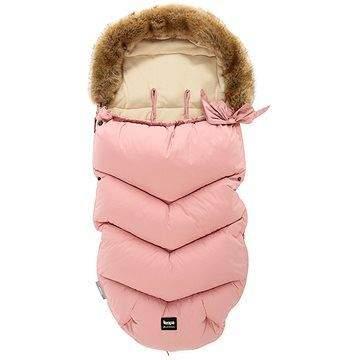 Zopa Zimní fusak Fluffy - růžový