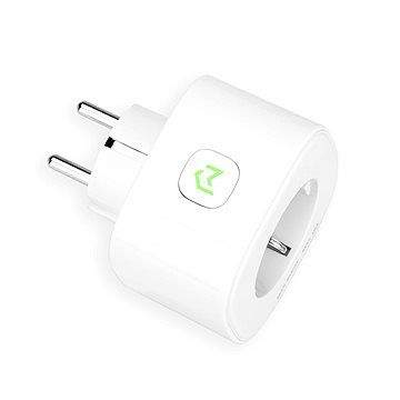 Meross 1 Pack White WIFI Smart Plug With Energy Monitor