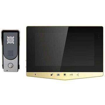 EMOS Sada domácího videotelefonu H2031 zlatý