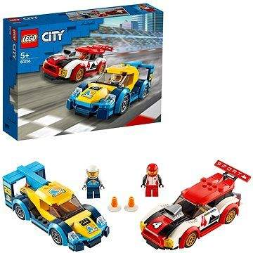 LEGO City Nitro Wheels Závodní auta 60256