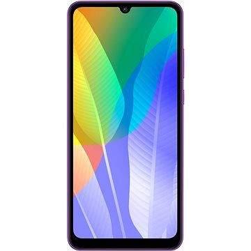 Huawei Y6p fialová