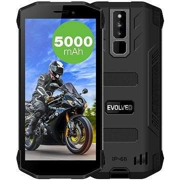 EVOLVEO StrongPhone G5 černá