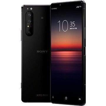 Sony Xperia 1 II černá