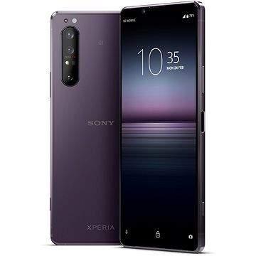 Sony Xperia 1 II fialová