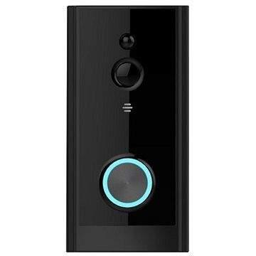 Immax NEO LITE Smart Video zvonek, WiFi, černý