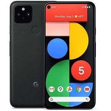 Google Pixel 5 černá
