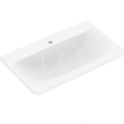 IDEAL STANDARD Tonic II Nábytkové umyvadlo 815 x 490 x 170 mm, bílá, pro kombinaci s umyvadlovou skříňkou Tonic II, bílá K083901